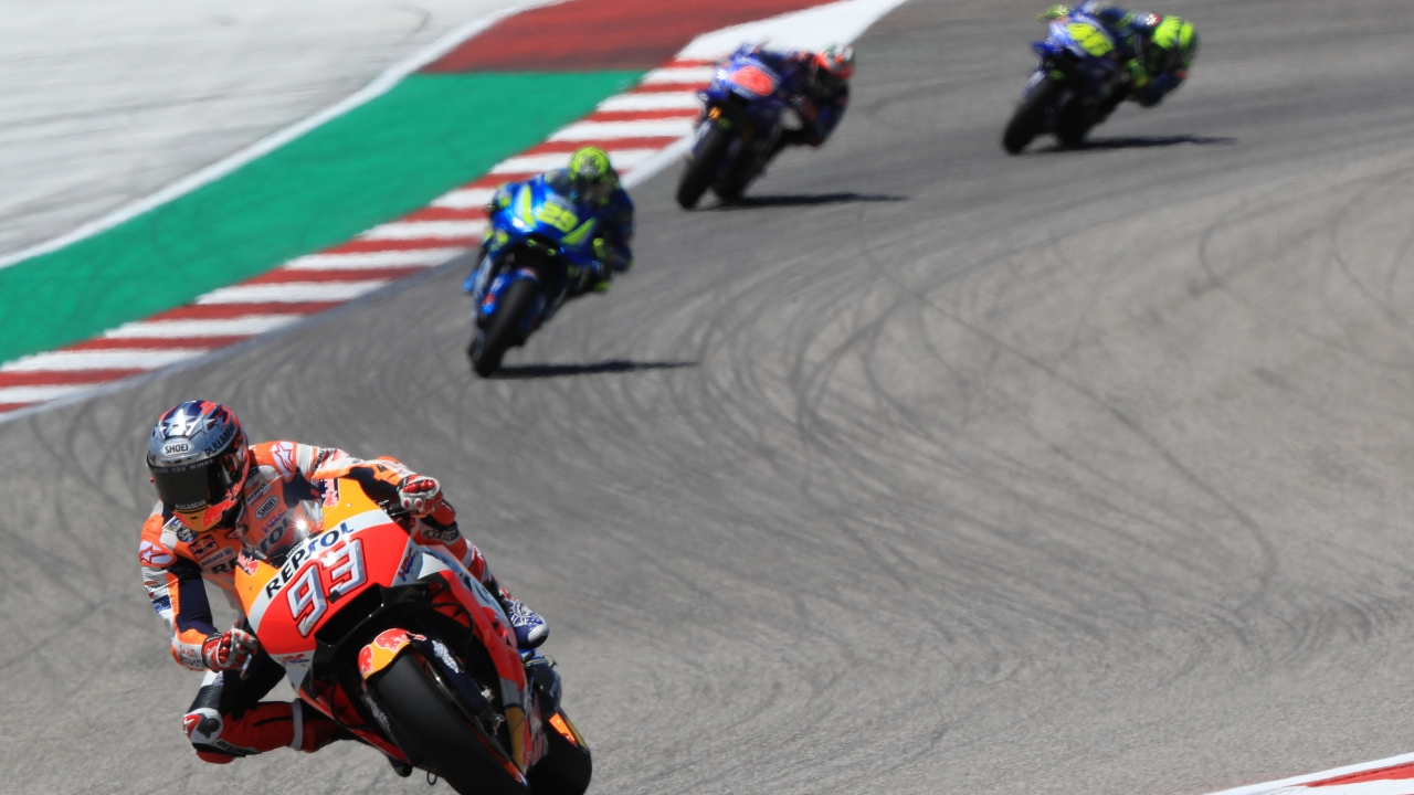 MotoGP Austin 2019: Horarios y dónde ver las carreras por televisión