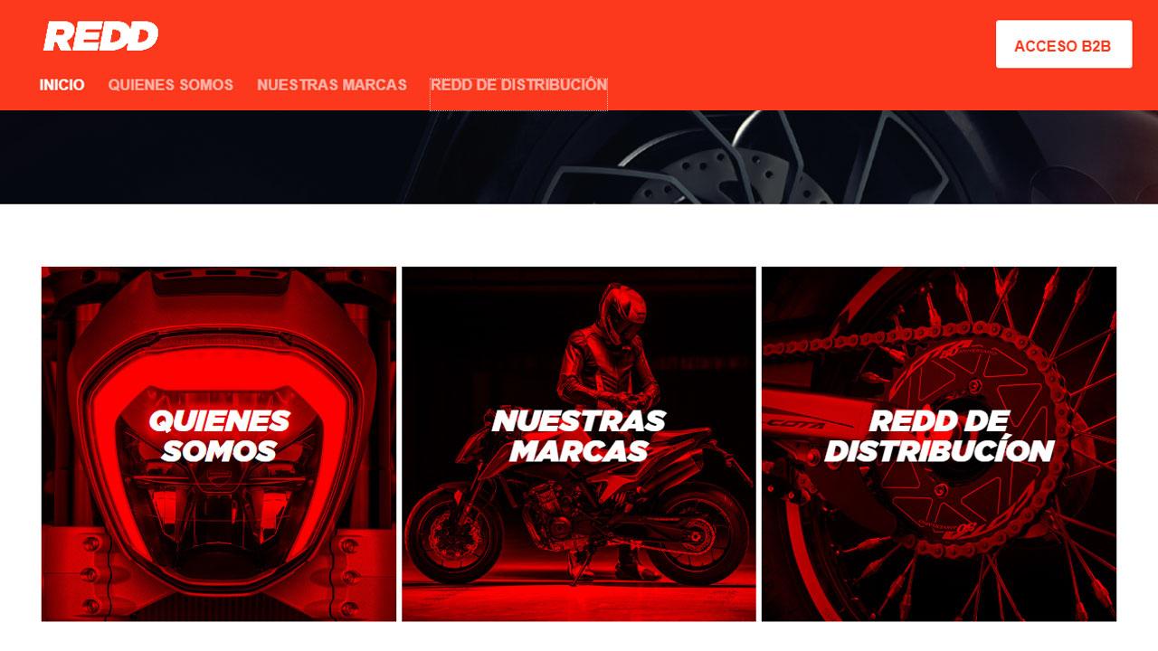 Nace REDD, un gigante en la venta y distribución en el sector de la moto