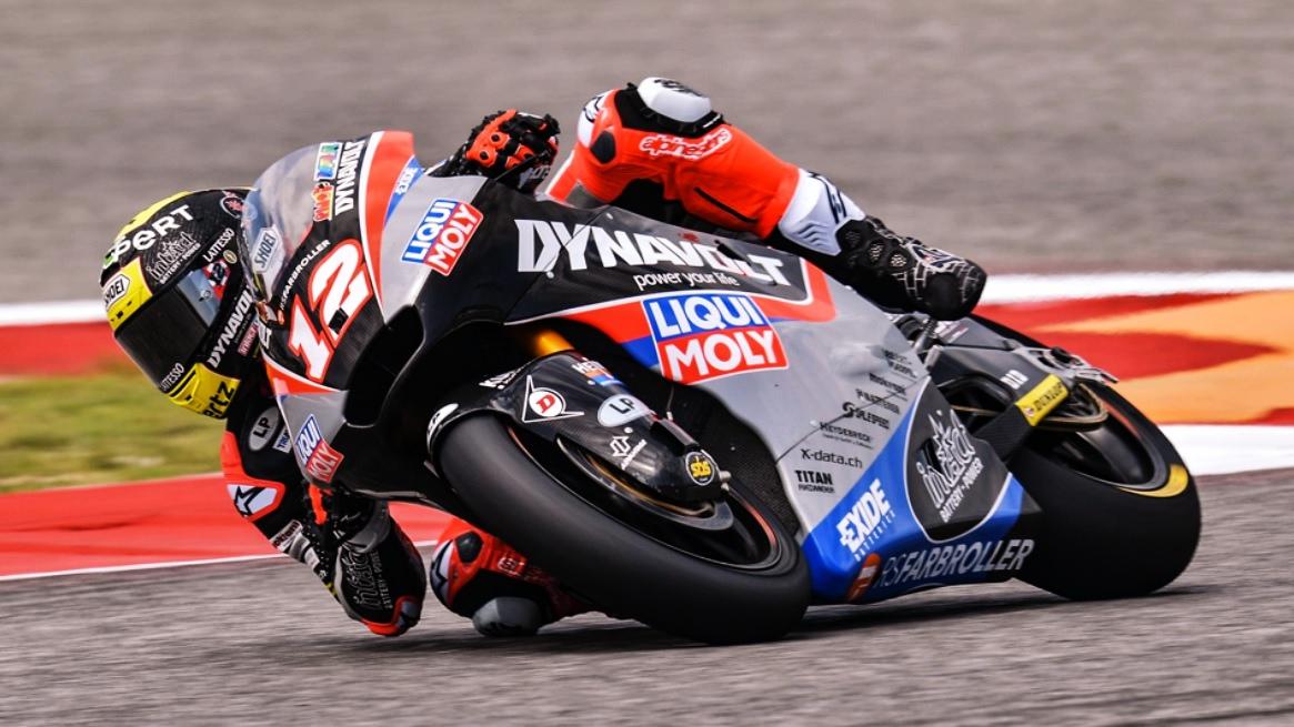 Thomas Luthi se reencuentra con la victoria y Jorge Navarro logra su primer podio en Moto2