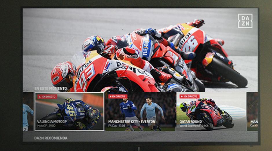 Motociclismo y DAZN te llevan al GP de Jerez