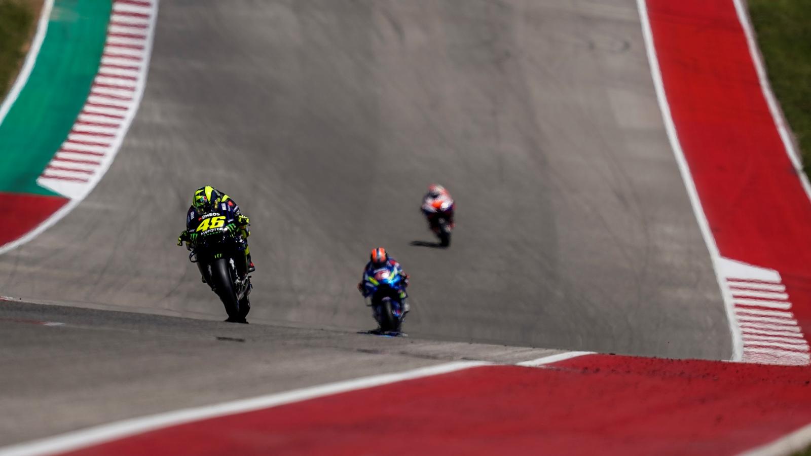 Píldoras MotoGP Austin 2019: Cuenta pendiente, como en casa y fallo de novato