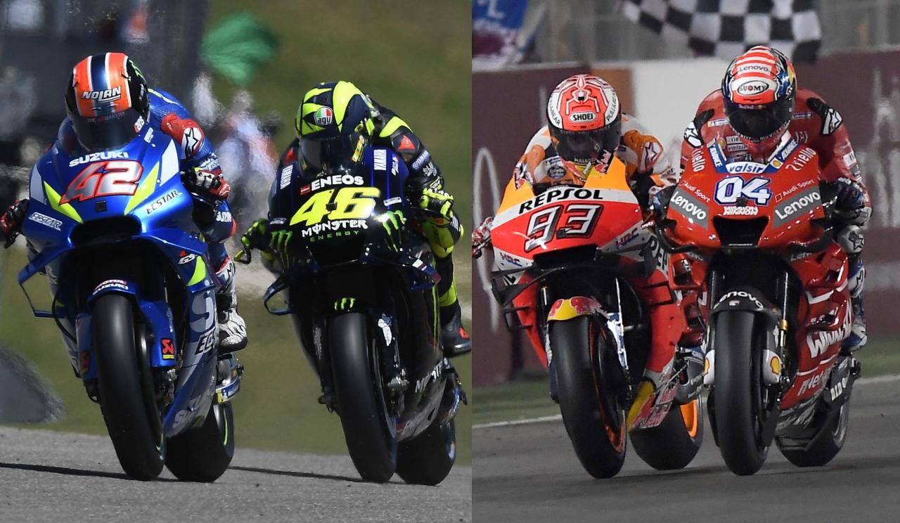MotoGP 2019, el inicio más igualado de la historia