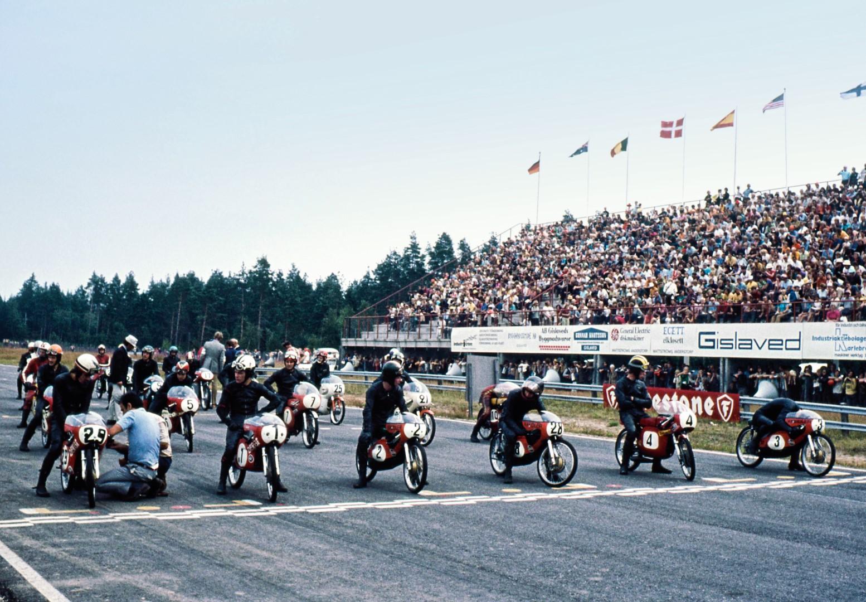 Superciclomotores: Historia del Mundial de 50 y 80 cc