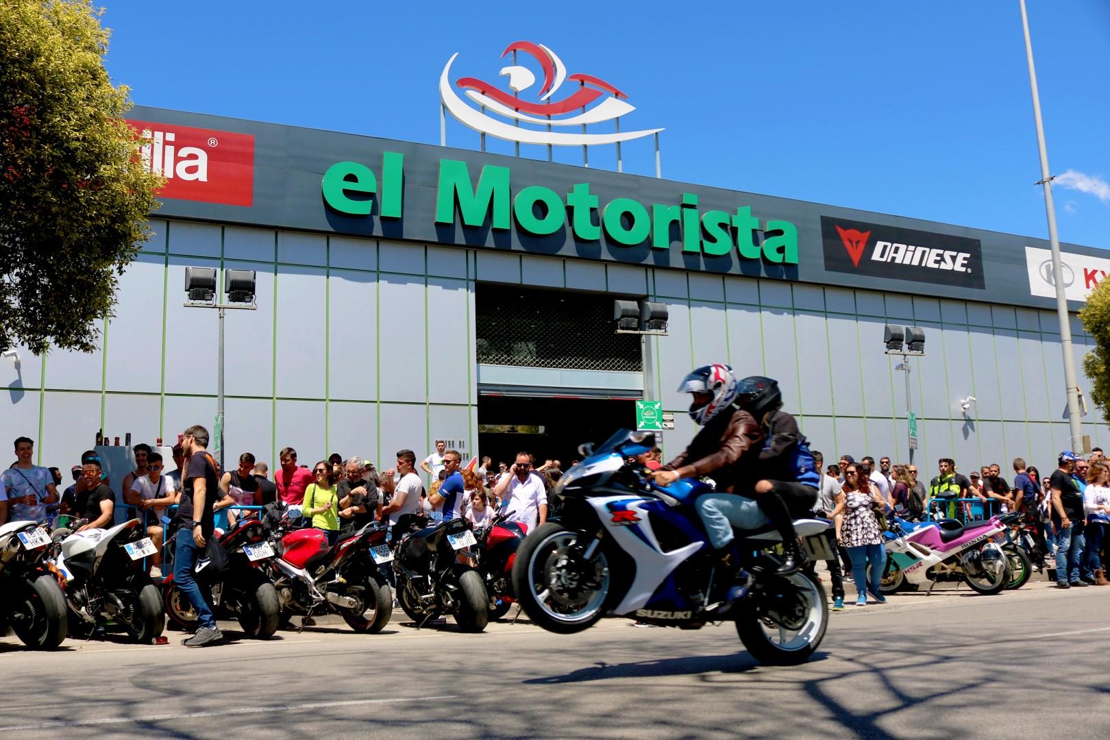 El Motorista organiza, un año más, el Punto de Encuentro en Jerez