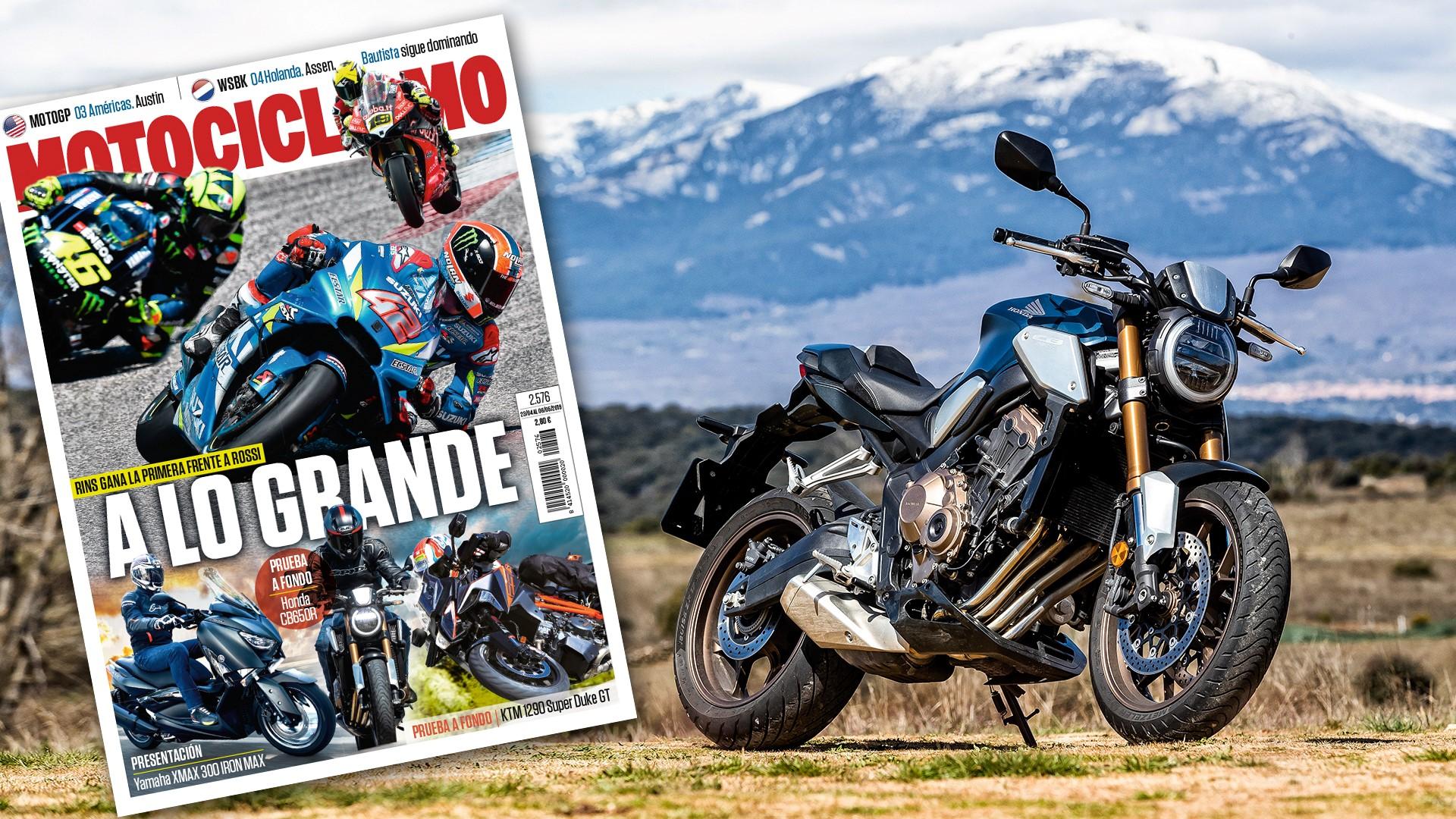 MOTOCICLISMO 2576, contenidos y sumario de la revista