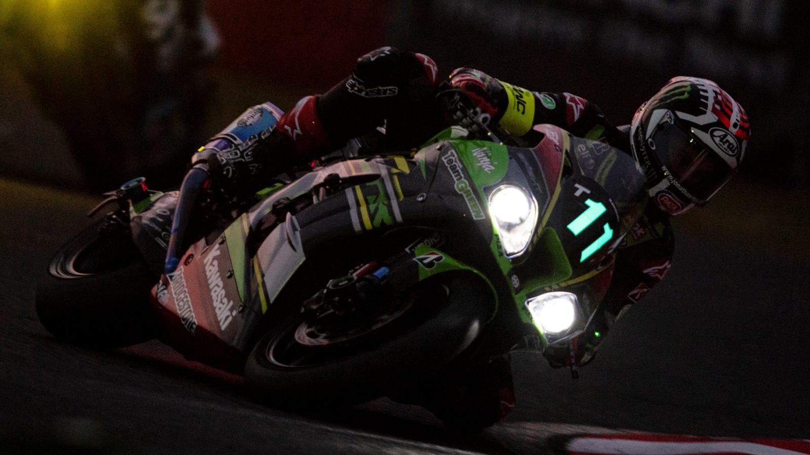 Kawasaki a las 8 horas de Suzuka 2019 con Jonathan Rea, Leon Haslam y Toprak Razgatlioglu