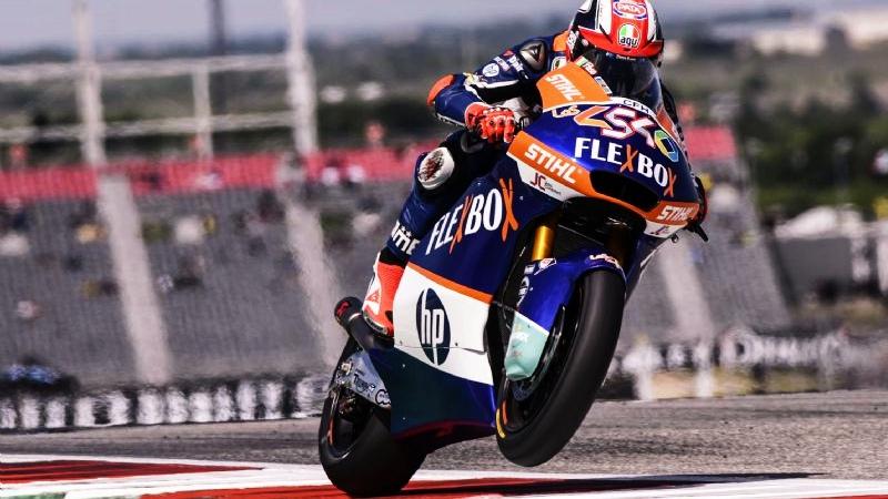 Mattia Pasini correrá en Jerez con el Ángel Nieto Team