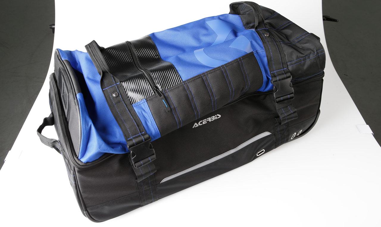 Bolsa Acerbis X-Trip, prueba de producto