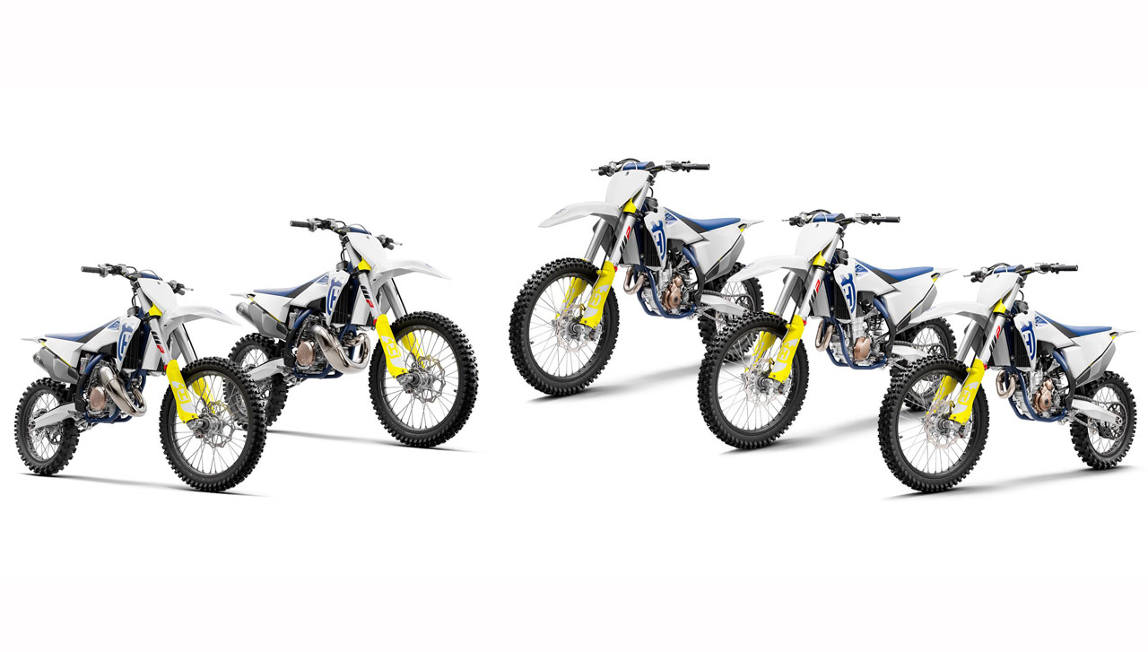 Gama Husqvarna MX 2020, ya a la venta
