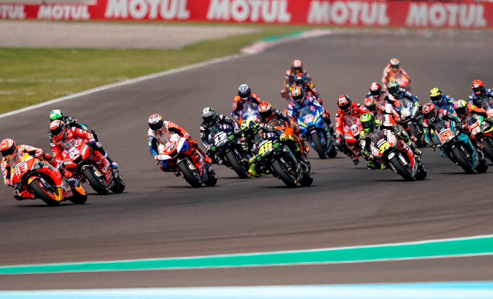 MotoGP 2019 llega a Jerez con cuatro dudas y dos urgencias