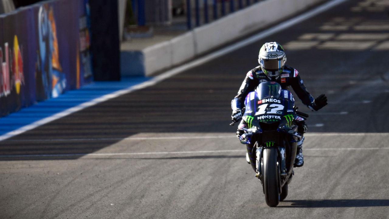 """Maverick Viñales y los problemas de Yamaha: """"Estoy dando lo mejor de mí cada fin de semana"""""""