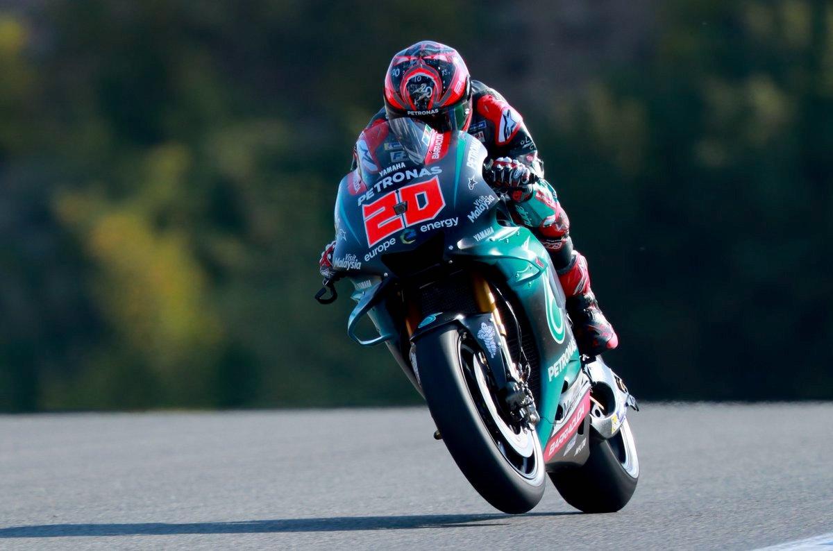 Fabio Quartararo conquista la pole de MotoGP en Jerez