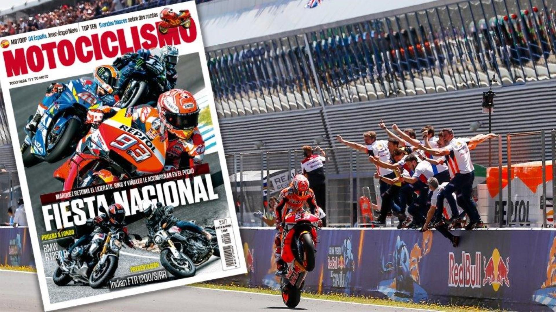 MOTOCICLISMO 2577, contenidos y sumario de la revista