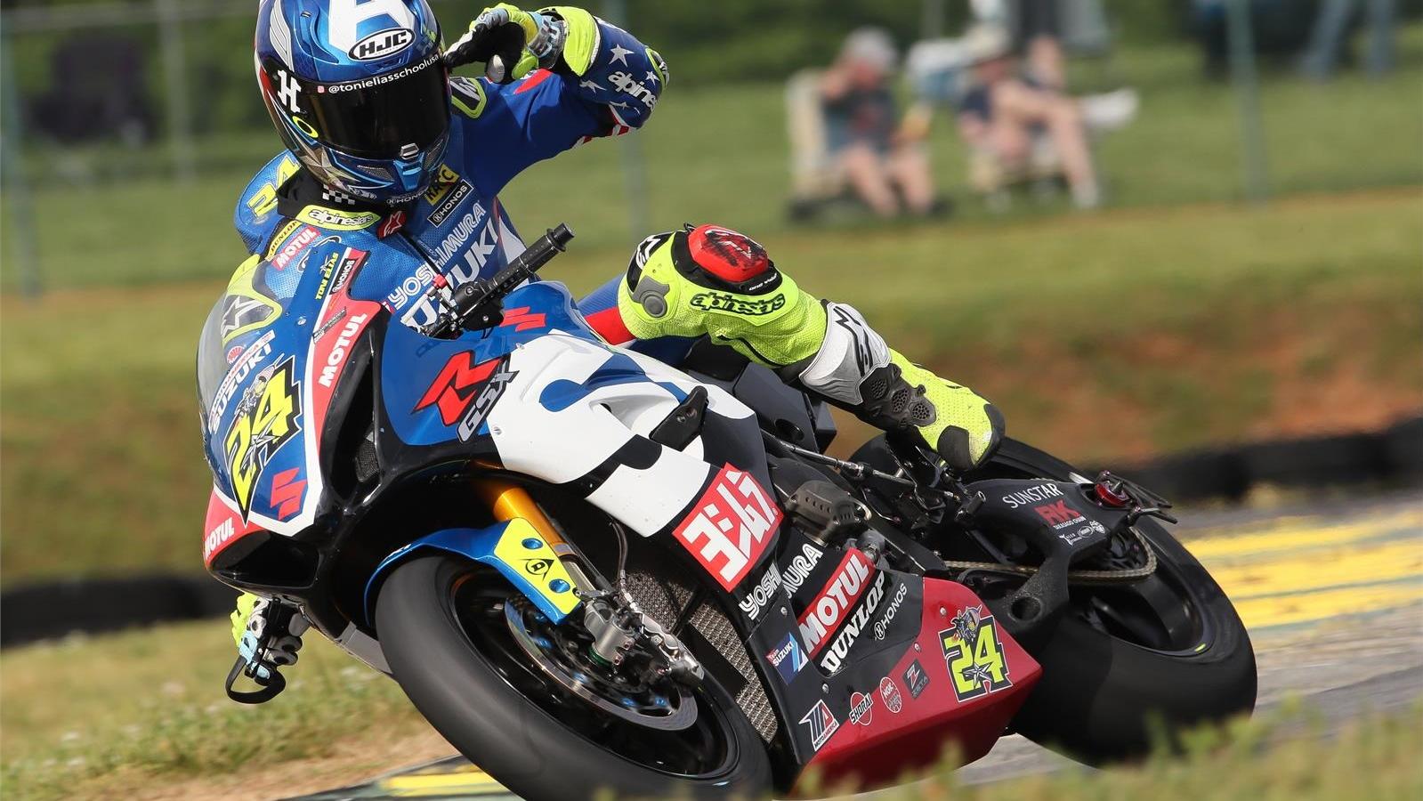 NoTodoMotoGP: Toni Elías es más líder y la Ducati Panigale V4 R ya arrasa en el BSB