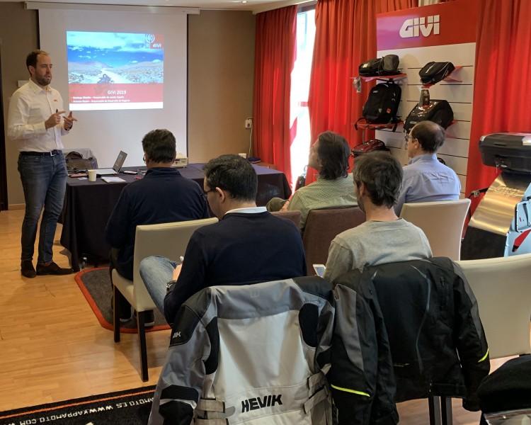 Novedades GIVI 2019
