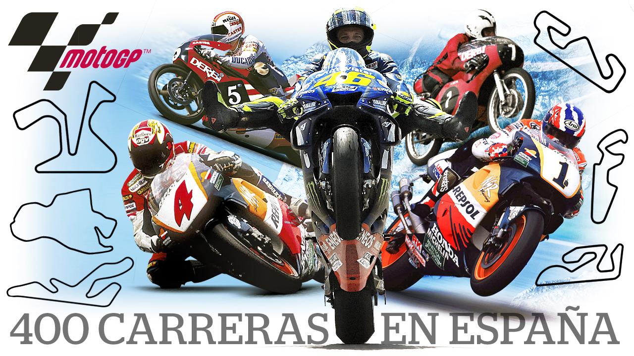 El Mundial ya lleva 400 carreras en España: 164 ganadores de 23 países en 6 circuitos