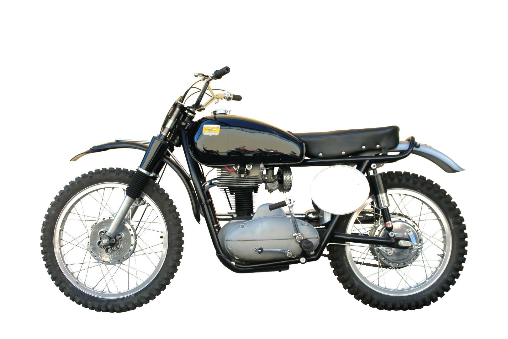 Sanglas 350 Motocross 1959