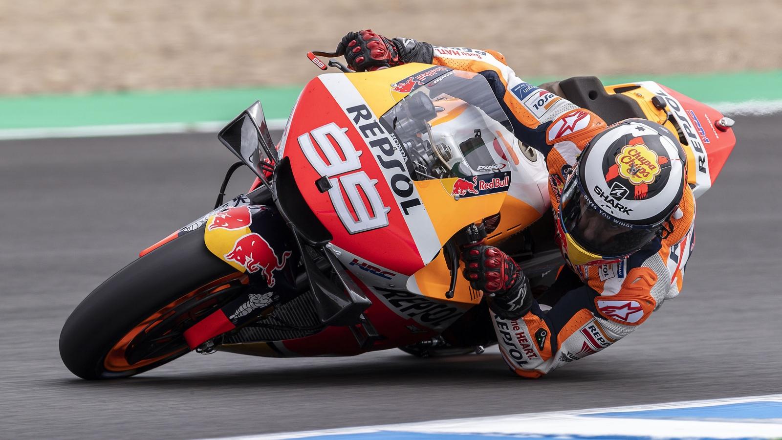 Honda necesita ya la reacción de Jorge Lorenzo