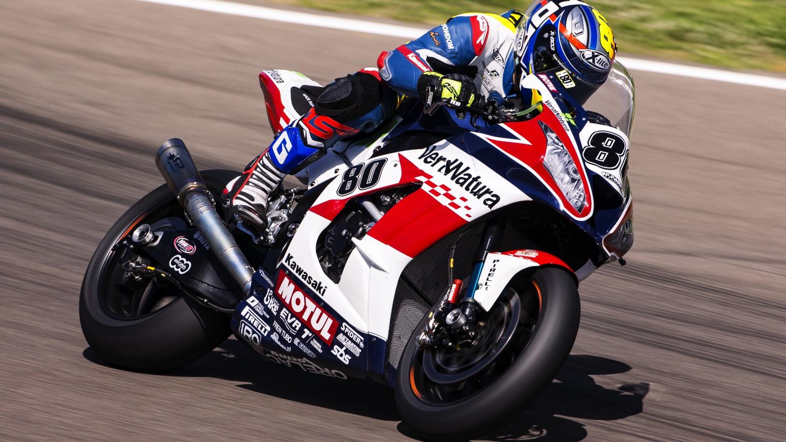 Héctor Barberá debutará en el British Superbike en Donington