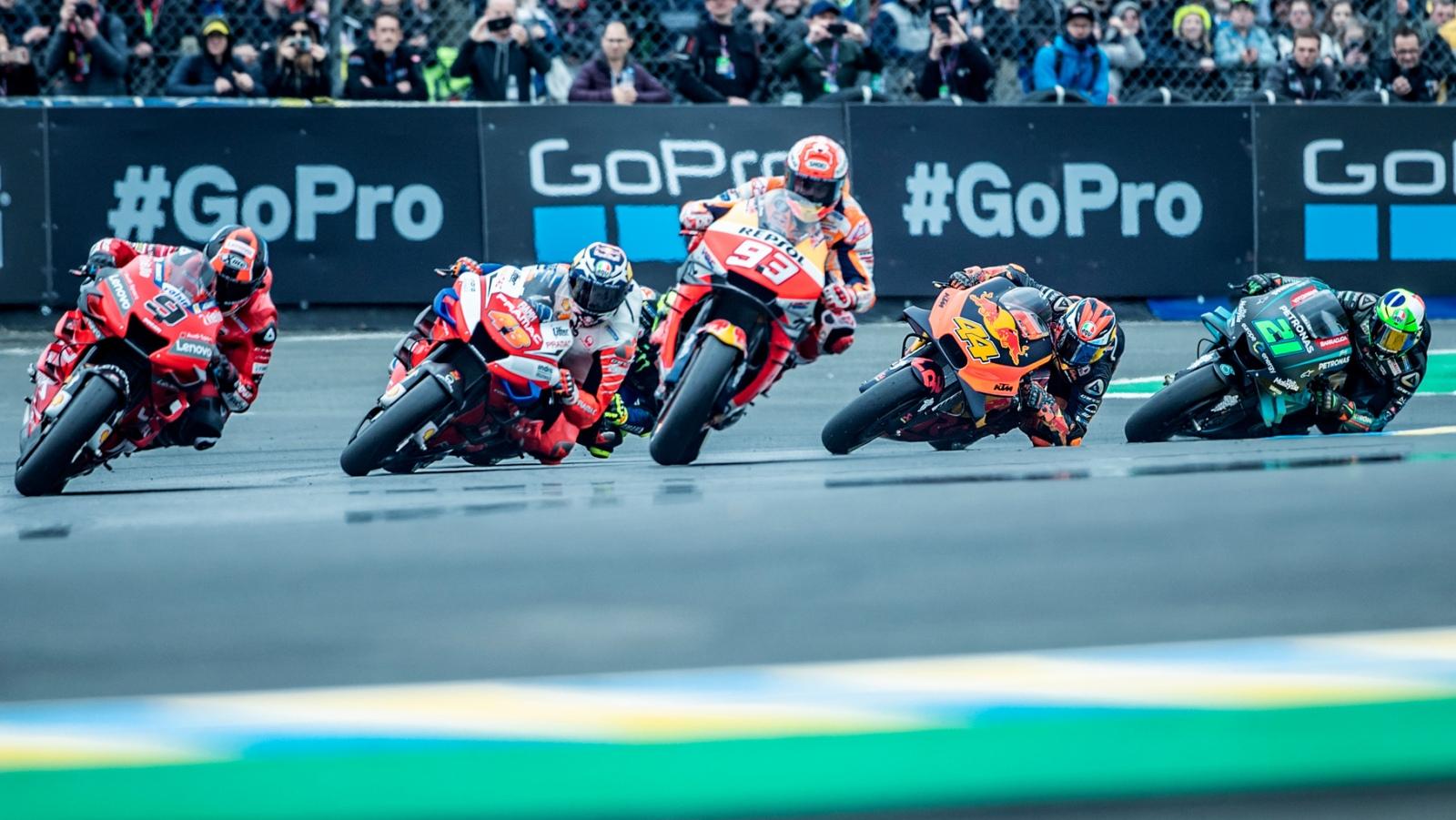Píldoras MotoGP Francia 2019: Aprender a golpes, crear un pozo y tejer un colchón