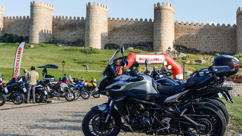 Motociclismo Rally 2019: Vuelven las rutas en moto a Ávila