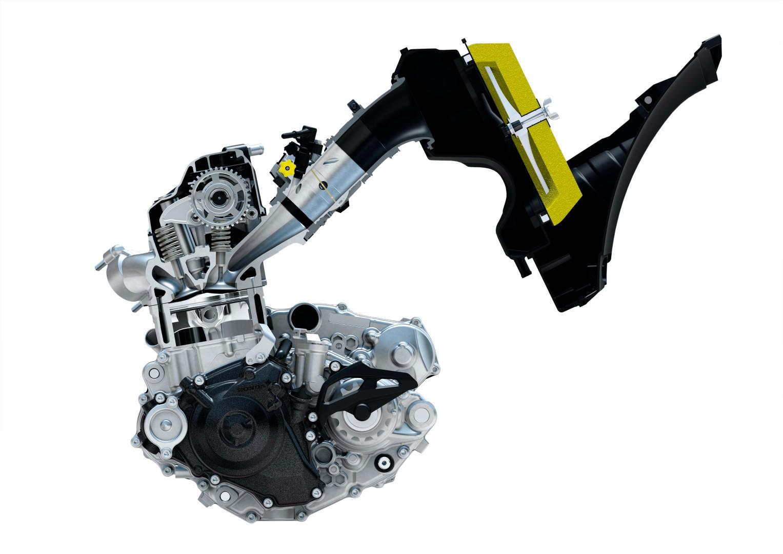 Evolución Técnica en Motocross: Motores