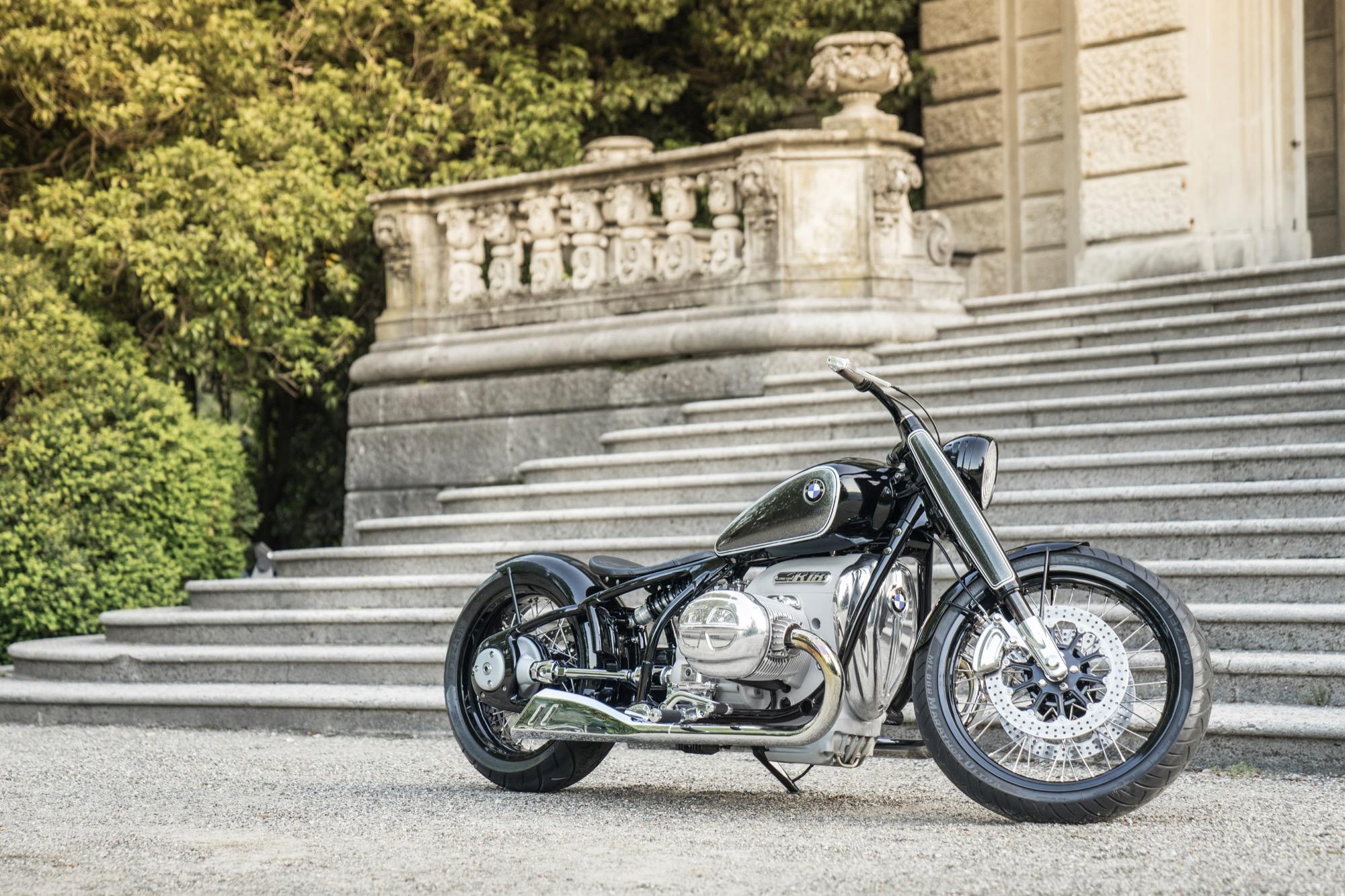 BMW Motorrad Concept R18, el futuro icono de BMW inspirado en su pasado