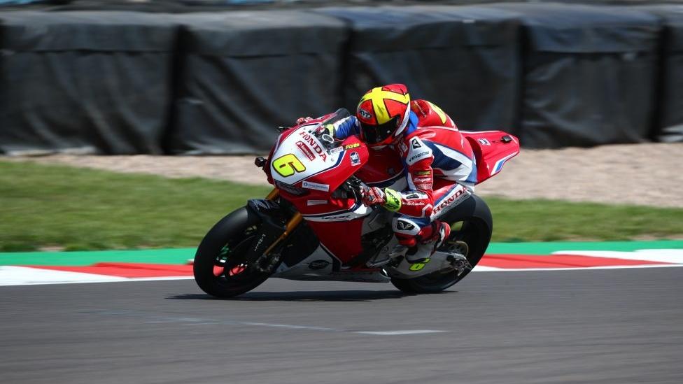 Xavi Forés hará un test con el equipo Honda del Mundial de Superbike