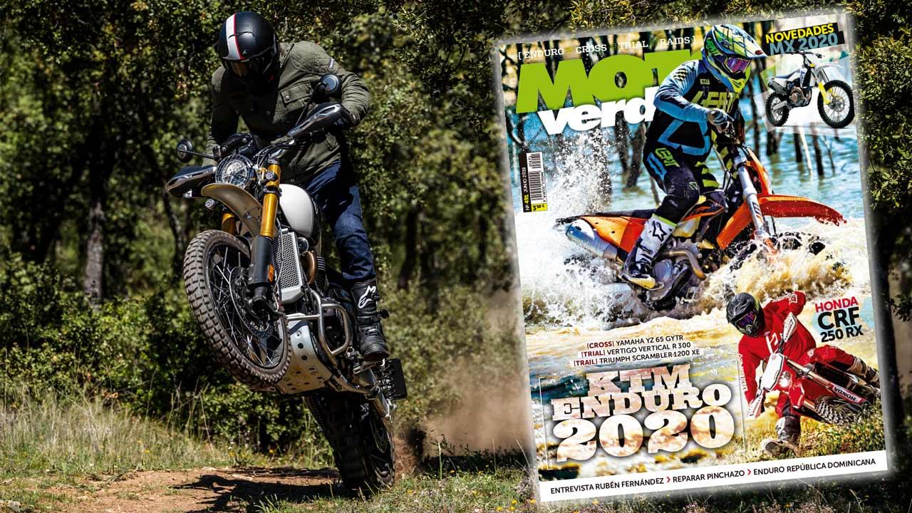 MOTO VERDE 491, contenidos y sumario de la revista