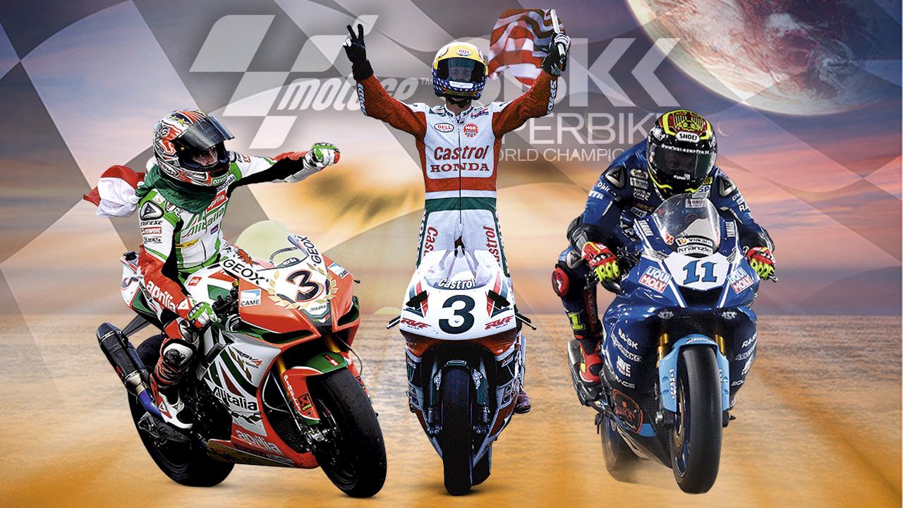 """""""Birreyes"""" del motociclismo: El sueño de conquistar MotoGP y WSBK"""