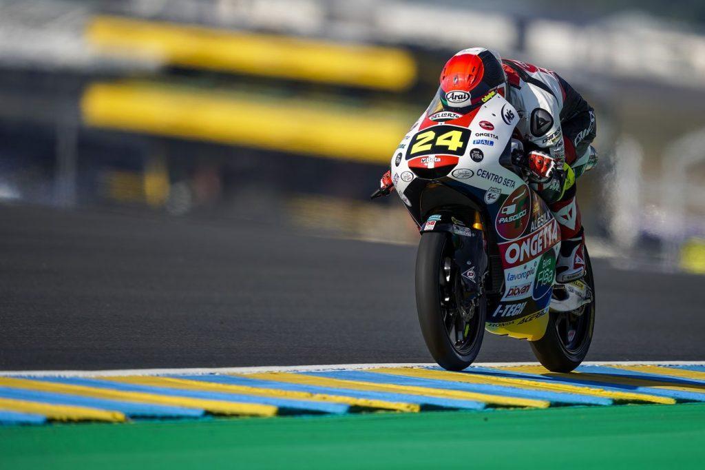 Tatsuki Suzuki se impone en los libres de Moto3 en Mugello