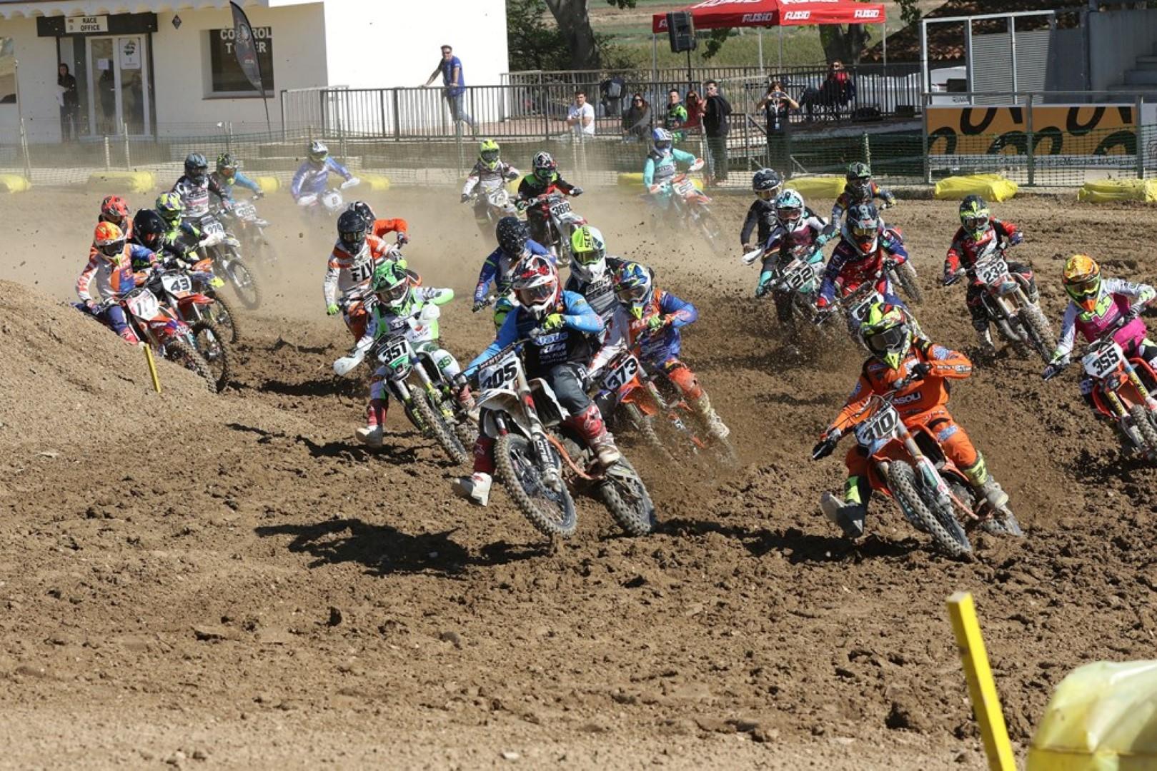 Motorland Aragón acogerá la última cita del Nacional de Motocross