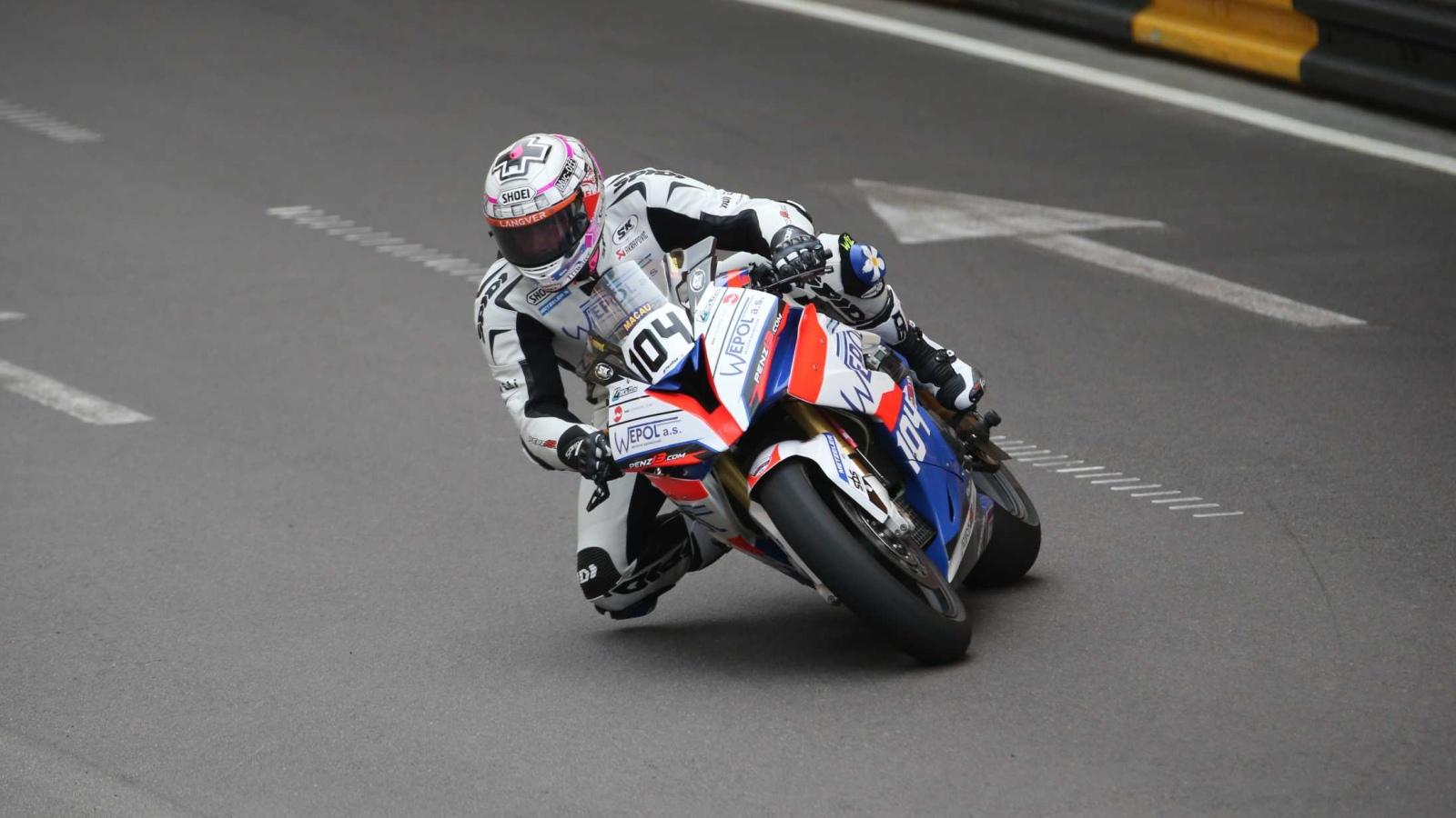 Daley Mathison fallece en un accidente en el TT de la Isla de Man