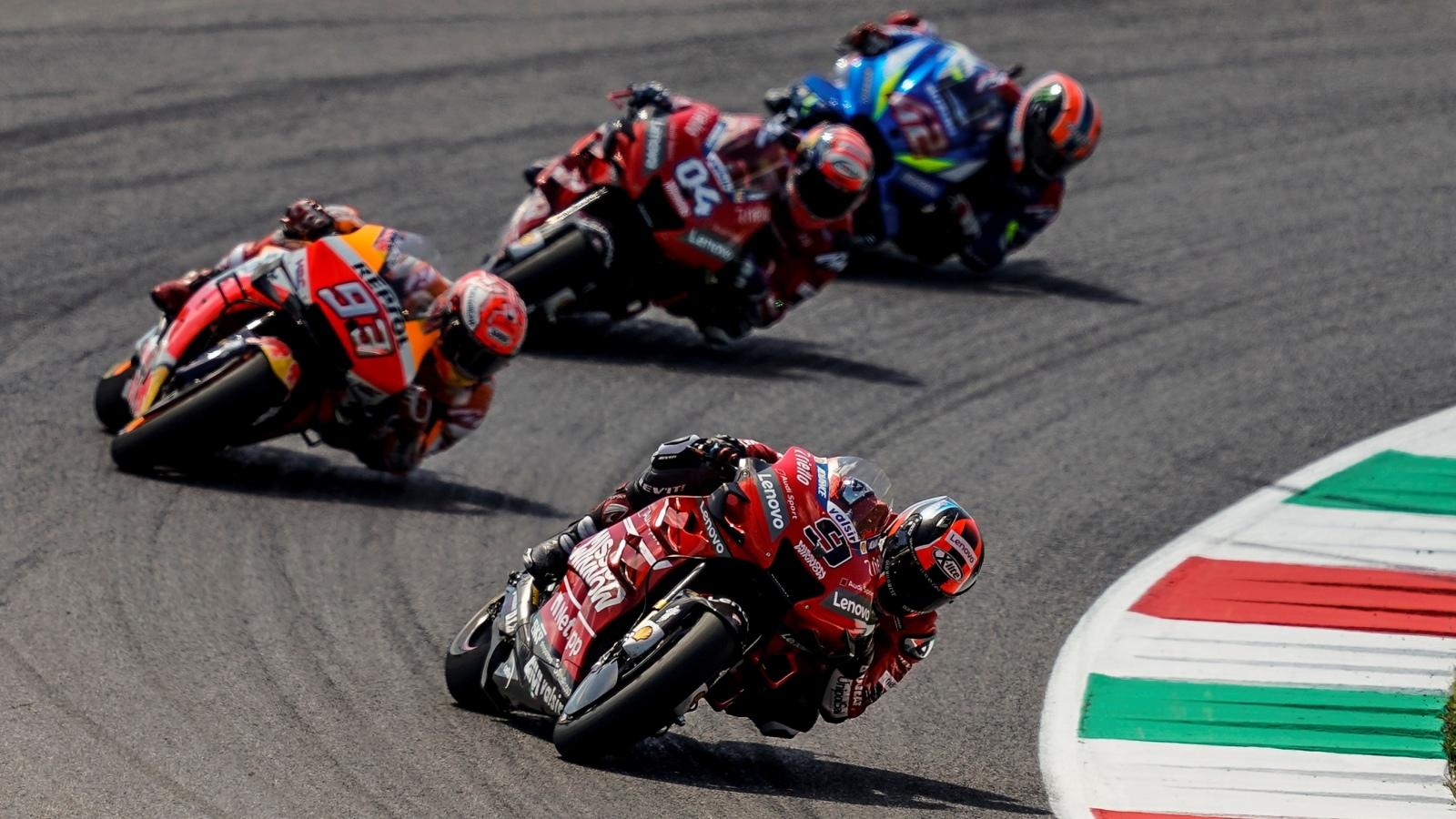 Danilo Petrucci o cómo desmontar tres mitos del motociclismo