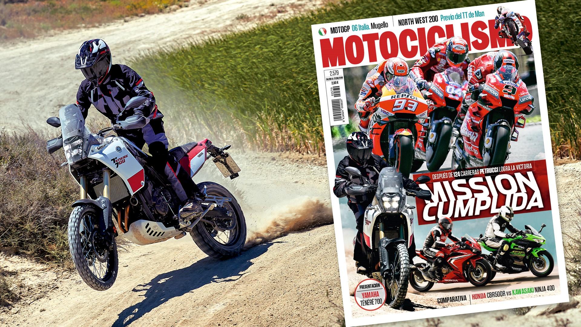 MOTOCICLISMO 2579, contenidos y sumario de la revista
