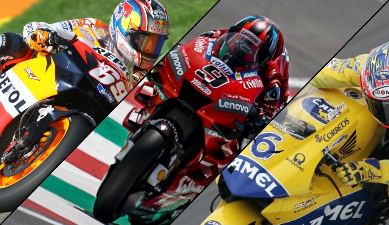 El tercer camino para ganar en MotoGP