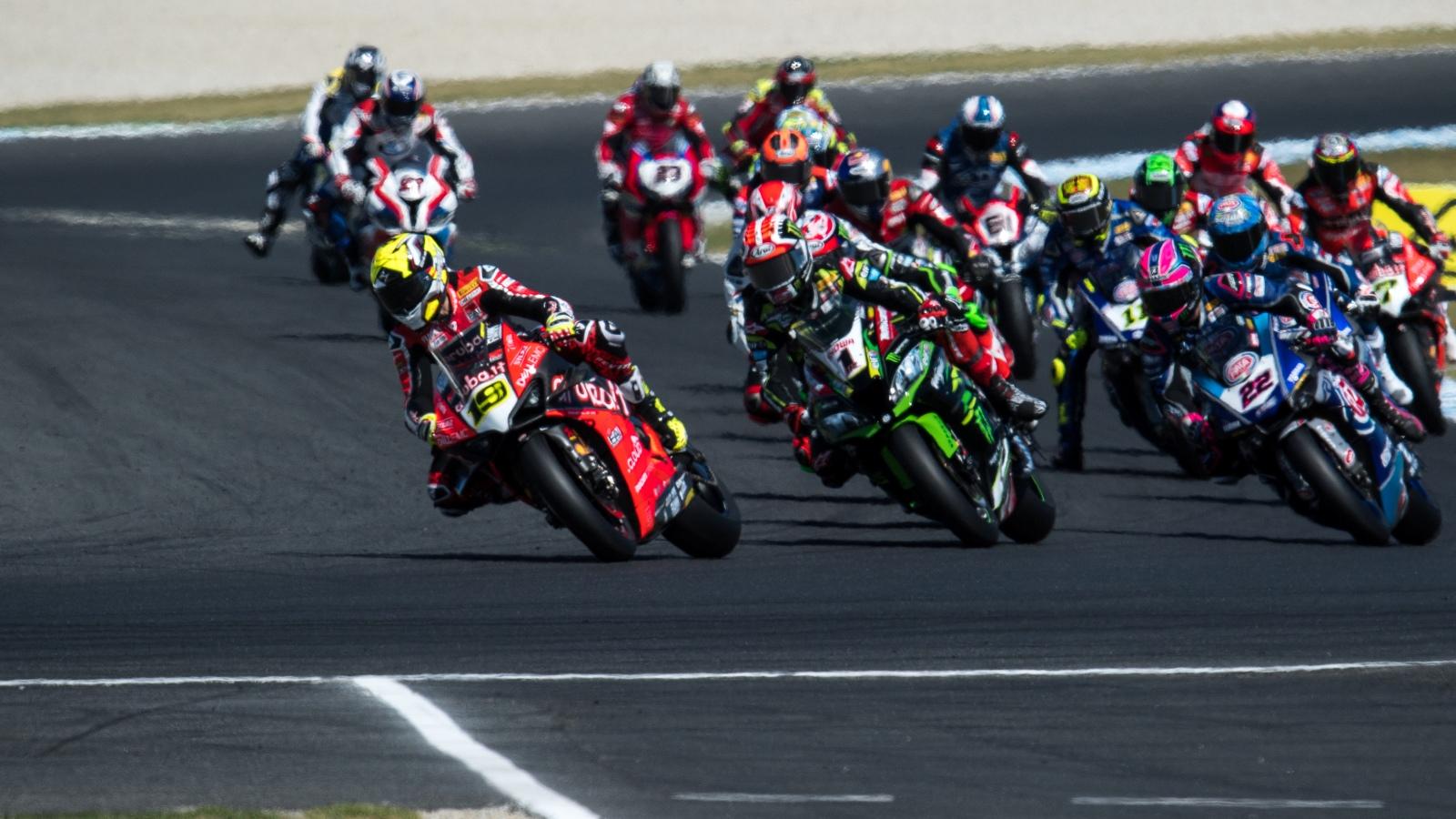 SBK Jerez 2019: Horarios y dónde ver las carreras por televisión