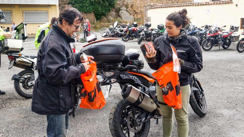 Namura Bikes vuelve a Motociclismo Rally Ávila