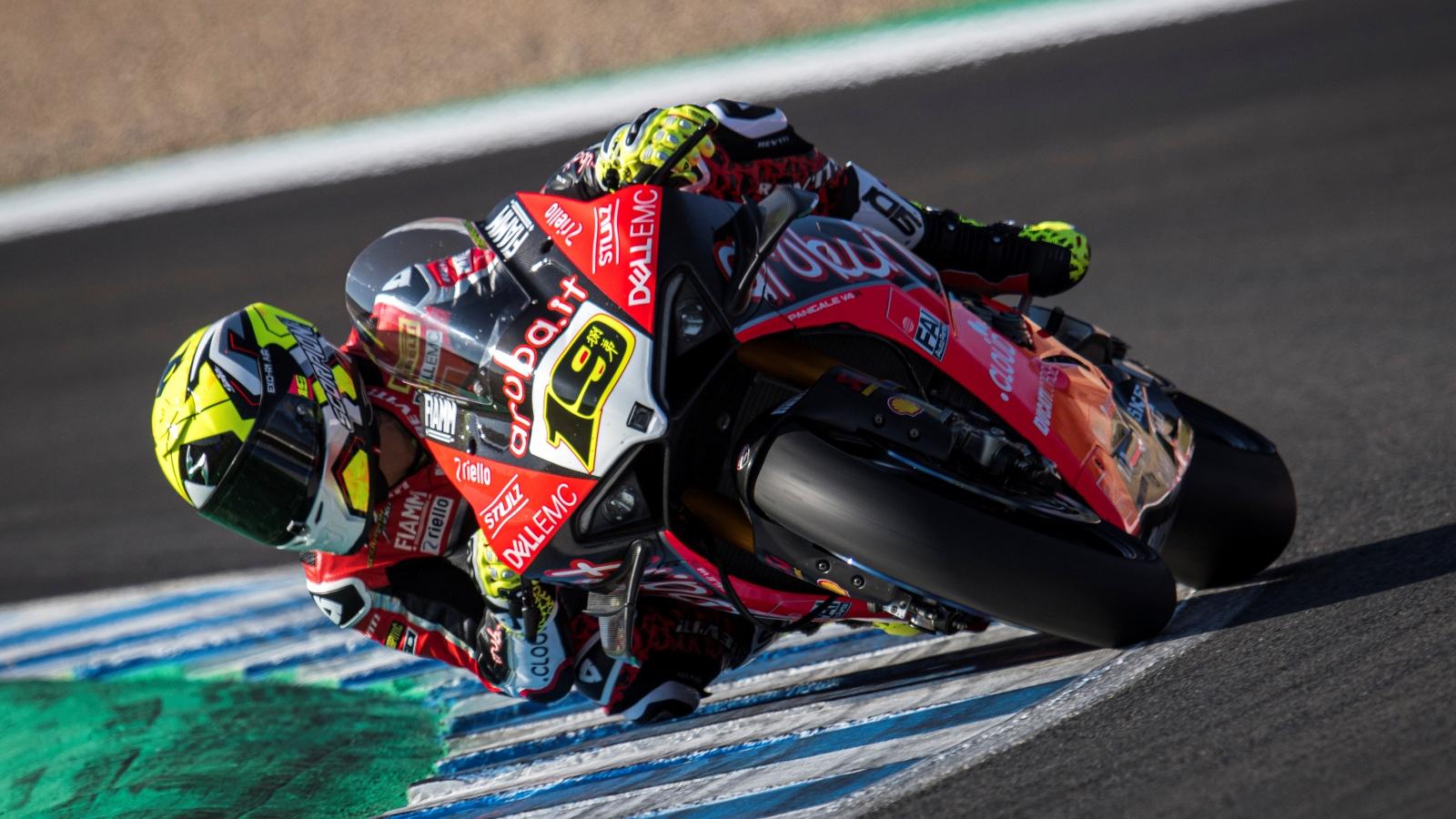 Álvaro Bautista suma su victoria 12+1 en el Circuito de Jerez – Ángel Nieto