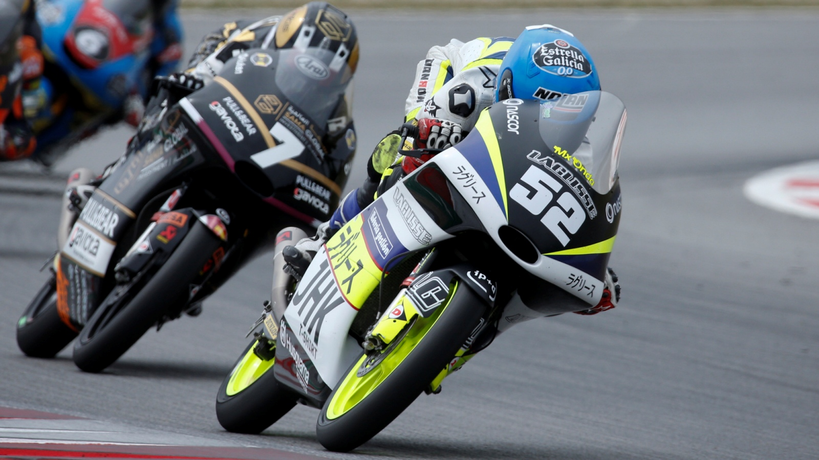 Carlos Tatay y Jeremy Alcoba se llevan las victorias de Moto3 en Barcelona-Catalunya