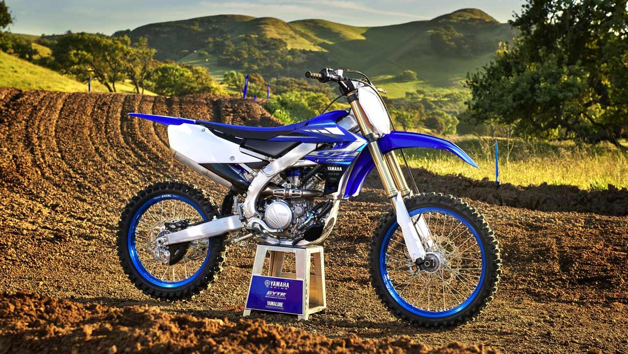 Novedades en la Yamaha YZF 450 2020