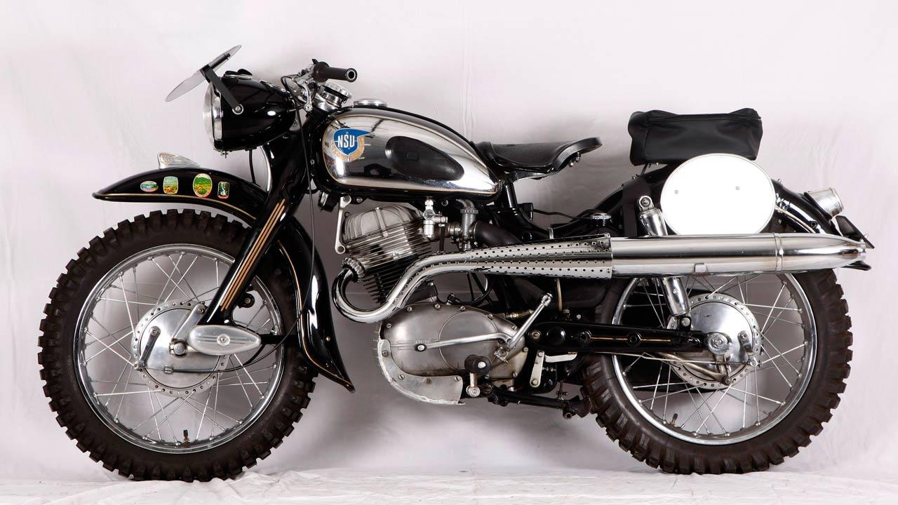 NSU Geländemax 250 1955