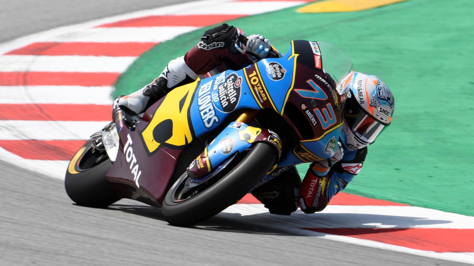 Álex Márquez logra en Montmeló su tercer triunfo seguido y es nuevo líder de Moto2