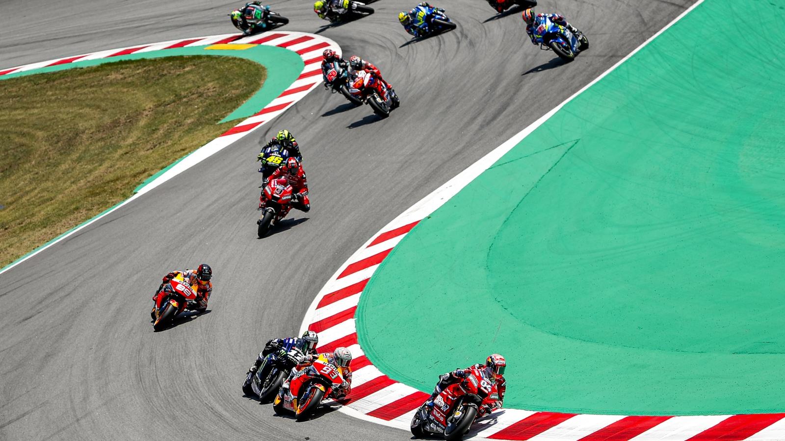 Píldoras MotoGP Catalunya 2019: Fin del laberinto, tres en raya y los universos paralelos