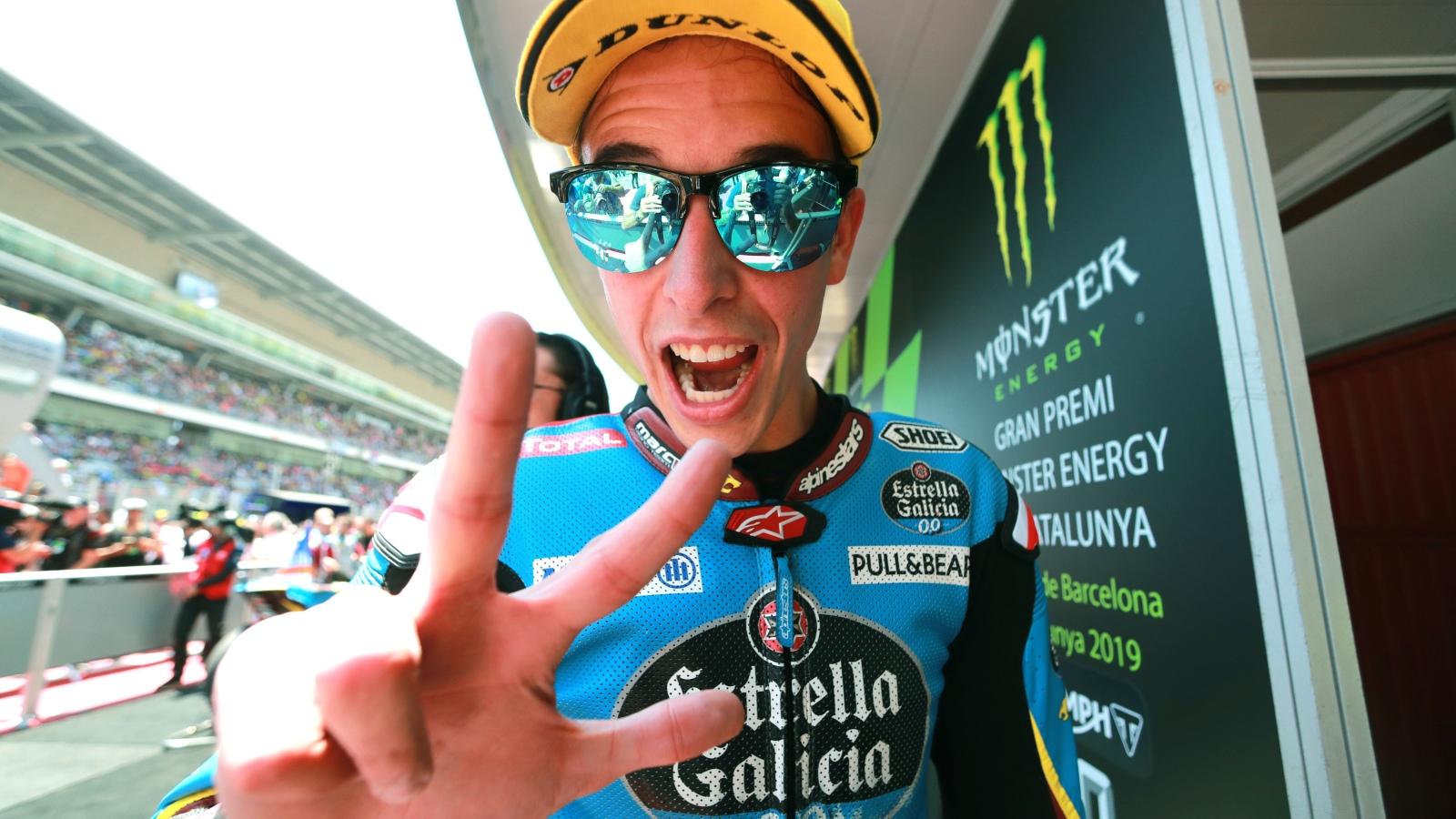 """Alex Márquez y el salto a MotoGP: """"Tres victorias ayudan pero las plazas son limitadas"""""""