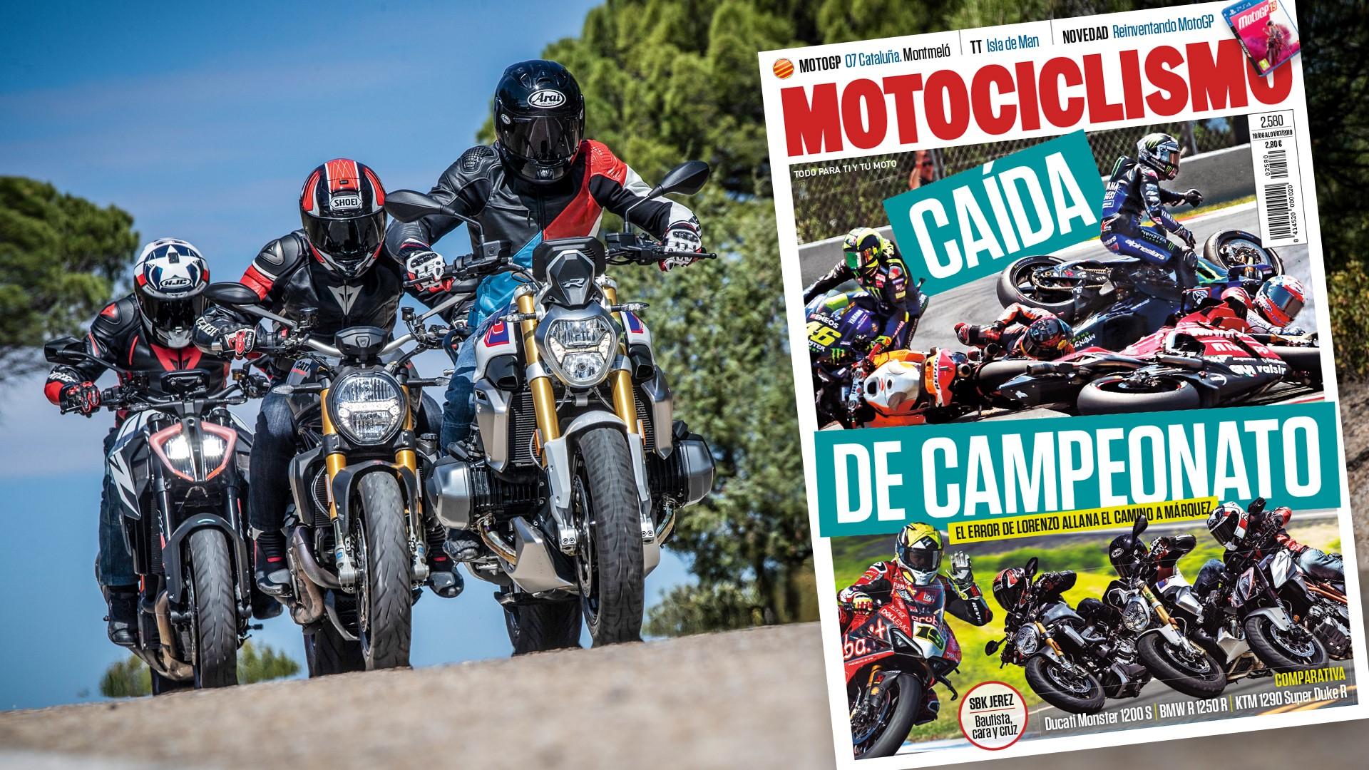 MOTOCICLISMO 2580, contenidos y sumario de la revista