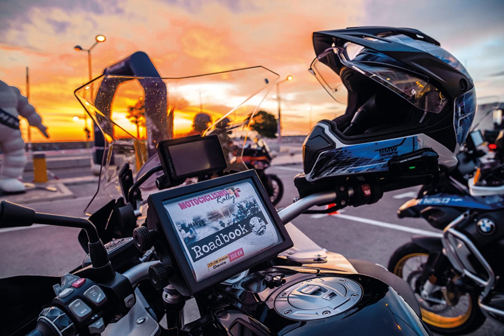 MOTOCICLISMO Rally 2019: Ofertas en cajas porta roadbook