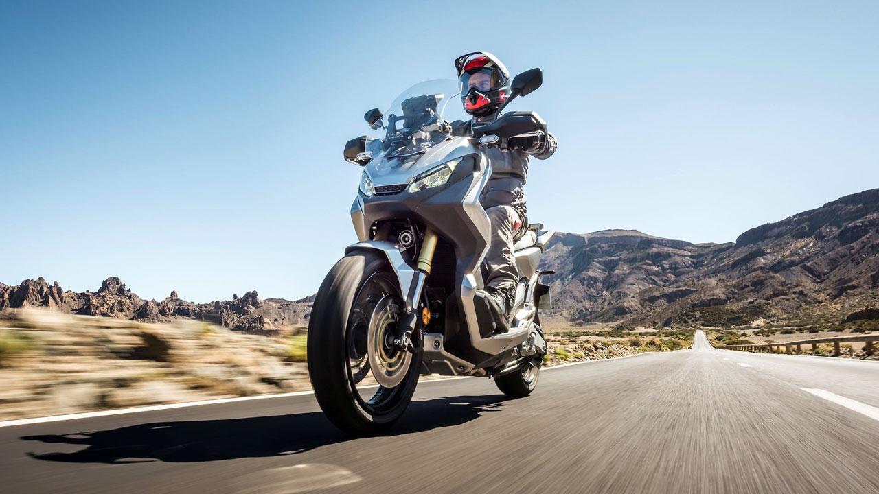 Honda X-ADV, la moto total. Ahora puedes probarla. ¡Apúntate!