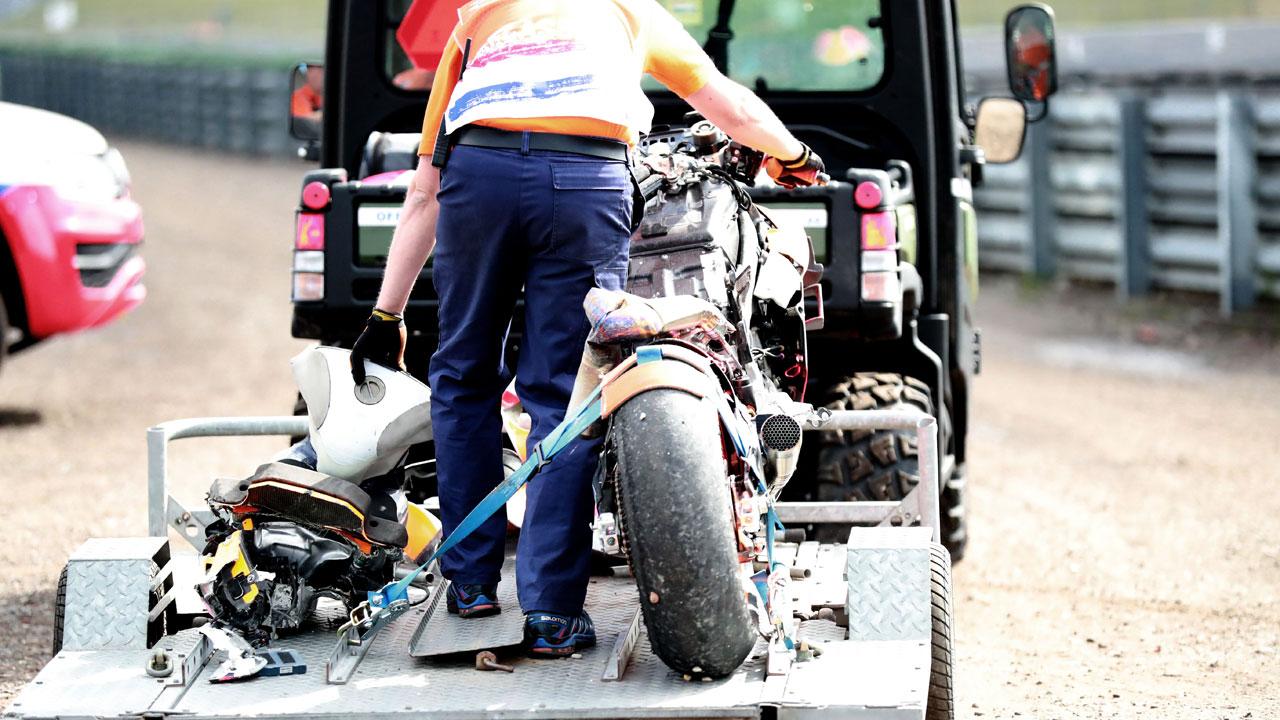 ACTUALIZACIÓN: Jorge Lorenzo se perderá los GP de Holanda y Alemania