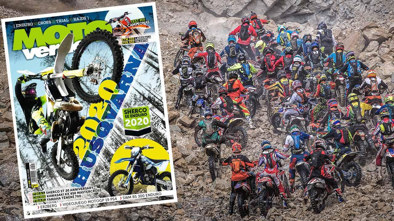 MOTO VERDE 492, contenidos y sumario de la revista